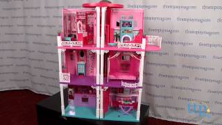 Barbie Life In The Dreamhouse Dreamhouse From Mattel