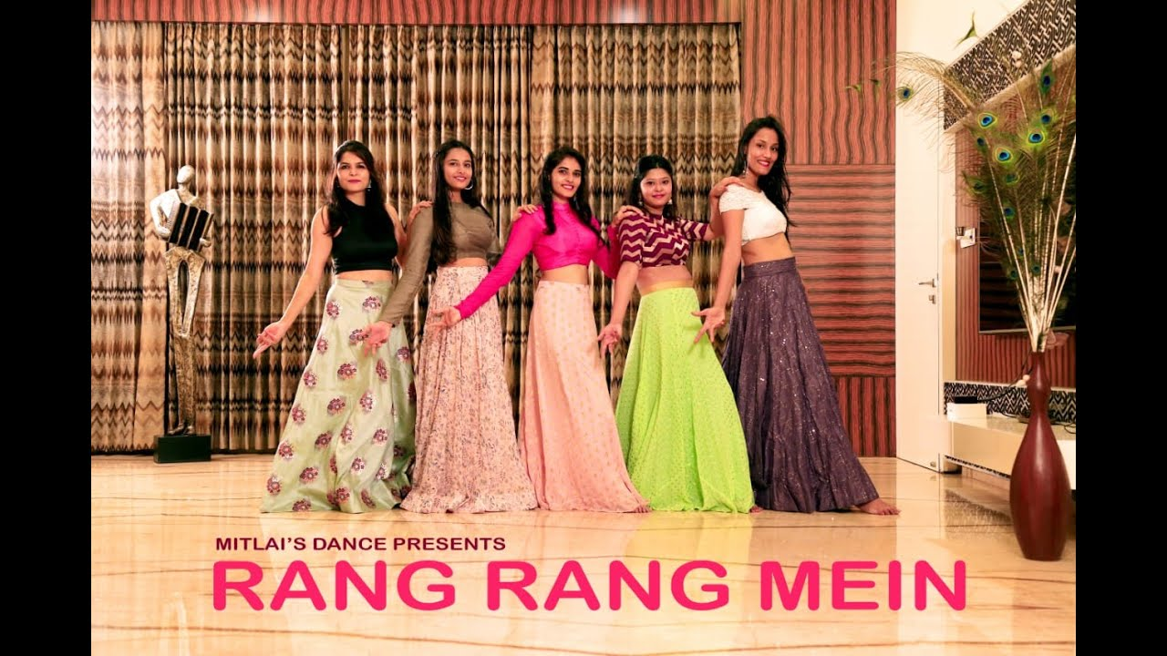 Rang Rang Mein-Dance/Four More Shots Please/Sangeet Performance/ Mitali's Dance/Lisa Ray/Bani J