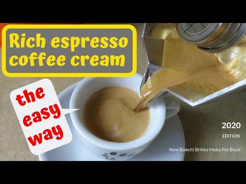 Bialetti Brikka Rich Coffee Cream The Easy Way 2020 Edition