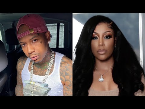 SAID SUM! K.Michelle Calls Moneybagg Yo Broke & Mad He Cant Get Over Her Over A Verse,Bagg Goes Off!