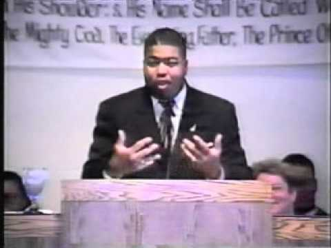 Functioning in Your Anointing Part I - Elder Louis...