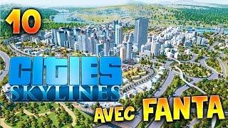 Cities Skylines - Ep.10 : Bretelle bien classe - Let