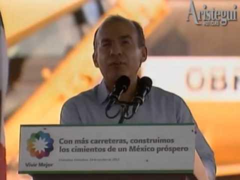"""""""El complot de la víbora prieta"""", bromea Felipe Calderón sobre AMLO"""