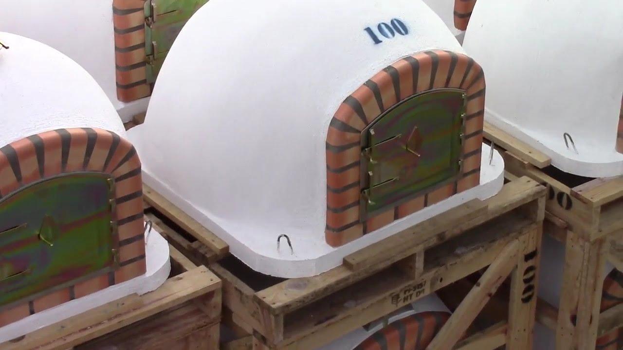 Jvp fabricante de fornos portugal pizza ovens fours for Acheter carrelage au portugal