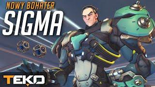 Sigma - Prezentacja Nowego Bohatera! [Overwatch]