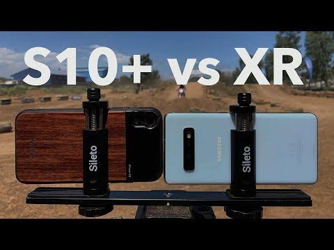 Samsung galaxy s10 vs iphone xr camera