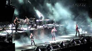 Rammstein -  Du Hast Live @ Chile 2010 [HD]