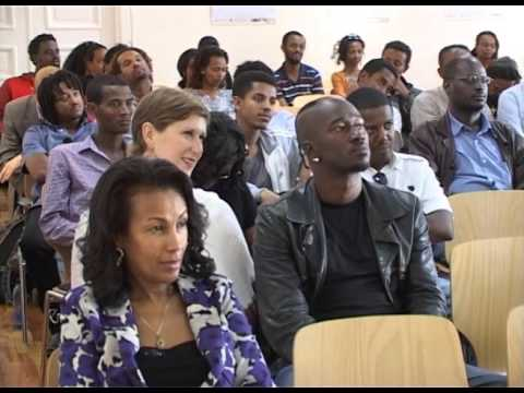 ETHIOPIANS-UNPACKING OURSELVES TO TURN A CORNER | Abiy Zegeye | TEDxAddisAbabaUniversity
