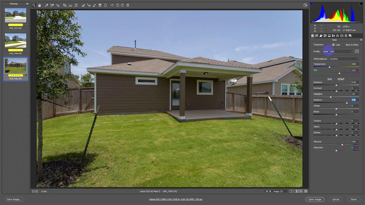 Chỉnh sửa ảnh bất động sản – Real estate photo editing – Sky