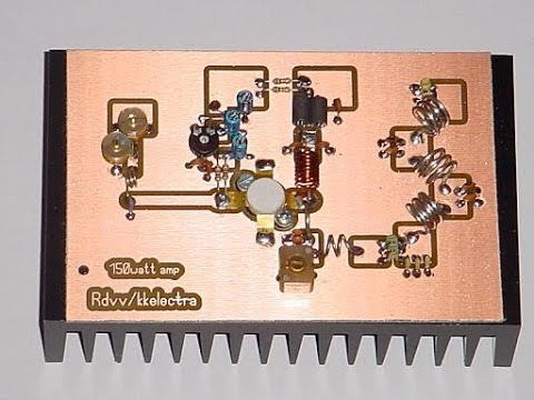 wholesale sales well known special section amplificador de rf