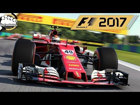 F1 2017 Karriere #51 (R) - Start/Ziel-Sieg? - Let's Play F1 2017 Karriere