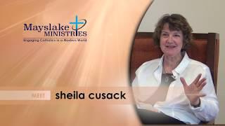 Mayslake Ministries   Meet Sheila Cusack