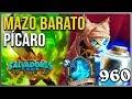 MAZO PICARO BARATO 2019 ⚔️| SALVADORES DE ULDUM | MAZOS BARATOS HS