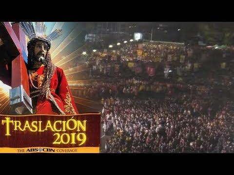 UKG: Traslacion 2019 start draws hundreds of thousands