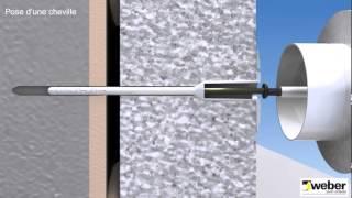 Isolation thermique en rénovation - Weber