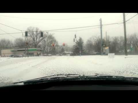 Snow storm Cincinnati Ohio part 2- lifeisablog.com