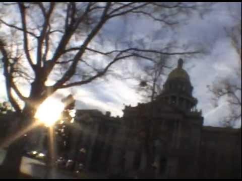 Denver State Capital of Colorado