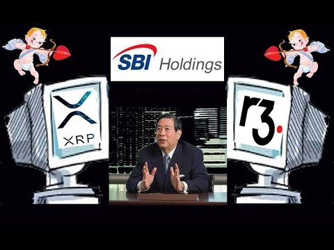 SBI Holdings Venture with R3, Fidelity Digital Assets, Japan #1 BTC