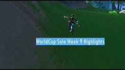 Solo WC week 9 Highlights
