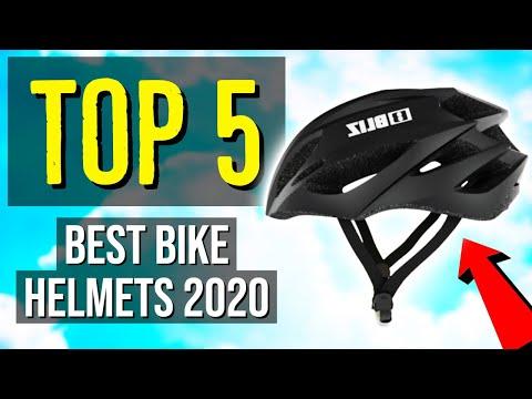 ✅ TOP 5: Best Bike Helmet 2020