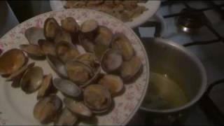 Lezione 23 - Spaghetti e vongole - Cucina Napoletana di Tradizione - Marinella Penta de Peppo