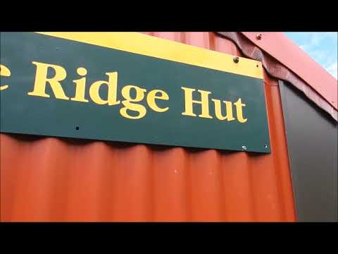 Tararua Ranges - Roaring Stag Hut and Cattle Ridge