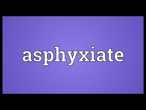Header of asphyxiate