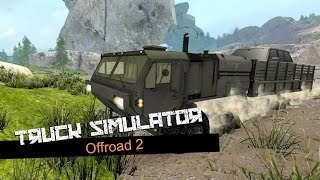 Truck Simulator Offroad 2 - Android Gameplay HD