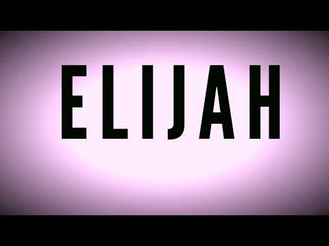 Elijah (Cover)