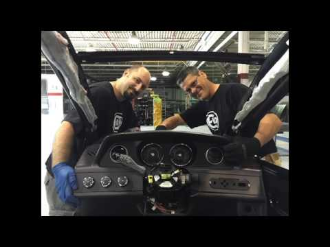 Elio Motors completes first E-series vehicle
