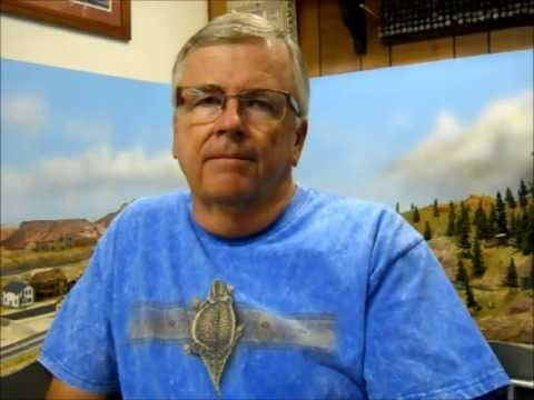 How to Make Backdrops for Model Trains by Fifer Hobby Supply