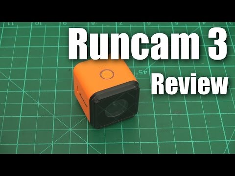 Review: Runcam 3 HD FPV recording camera (beware the card-slot!)
