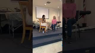 Sarah Adams Livestream - Meet The Venutians Mount Shasta Conference