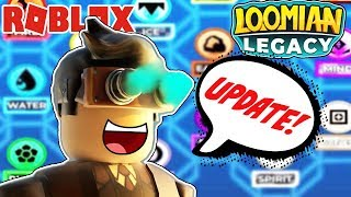 Loomian Legacy Update (Roblox) - Lando64000 | It's Getting Closer...