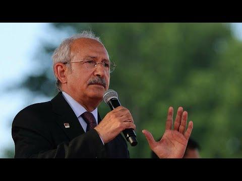 CHP lideri Kılıçdaroğlu: Türkiye'nin dış politikasını Putin belirliyor