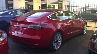 Another Tesla Model 3 Spotted in Sacramento...plus bonus review