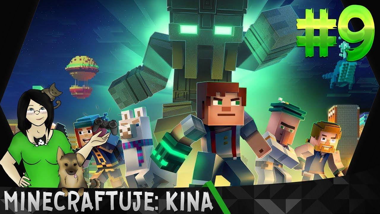 Wiezien labiryntu #9 – Minecraft: Story Mode Season 2