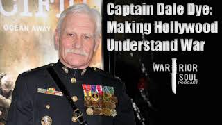 Dale Dye: US Marine Corps Veteran, Actor, and War Movie Advisor