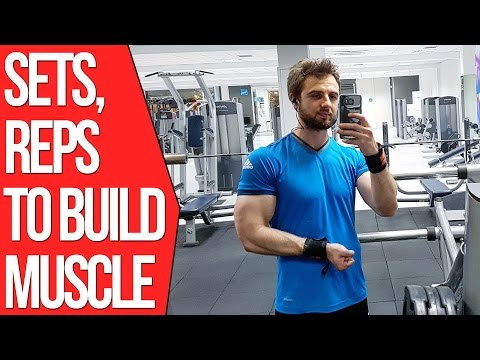 How Many Sets and Reps To Build Muscle Size, Mass and Strength