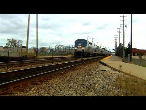 U.S. railways work to update aging infrastructure