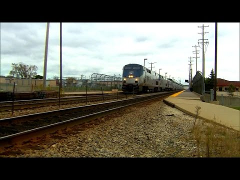 U.S. railways work to update aging infrastructure