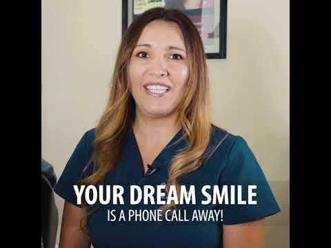 Get Your Dream Smile | Dr. Vasquez & Associates Dental Office | Oceanside, CA