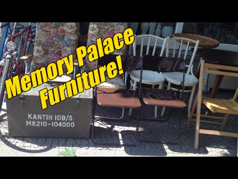 The Furniture In Your Memory Palace