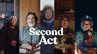 Second Act, a Mailchimp Original Series | Official Trailer thumbnail