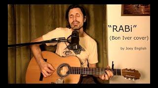 """RABi"" (Bon Iver cover) // JOEY ENGLISH"