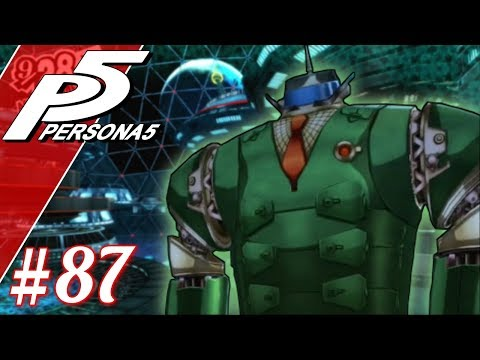 ON GOSSIP AND LOADING SCREENS - OKUMURA PALACE PT 1/2 | Let's Play Persona 5 (blind) part 87