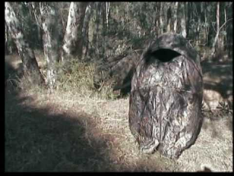& Silla - Hide / ONE-MAN CHAIR BLIND - YouTube