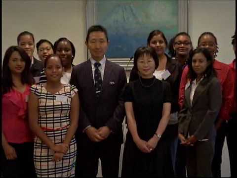 Largest Group For Japan Exchange and Teaching Programme JET This Year
