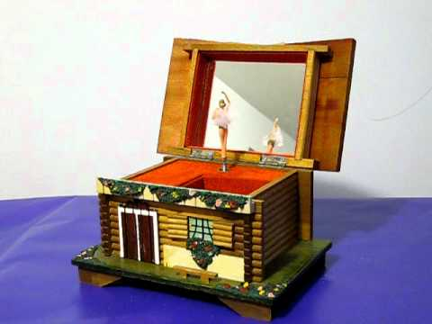 The cottage music box series