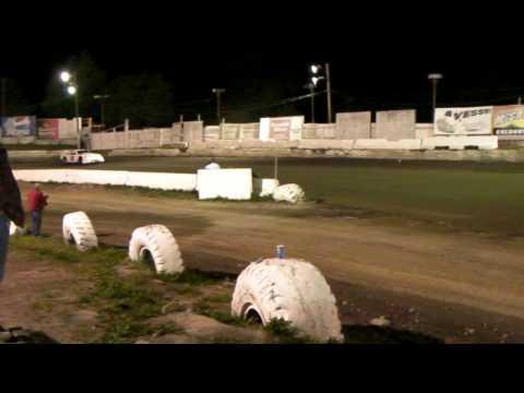 Orange County Fair Speedway 5/8/2010 ProStock action